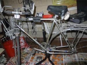 Bild 4 Fahrradwerkstatt