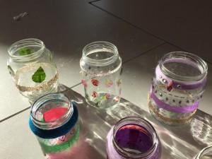 Windlichter aus Glas (Copy)